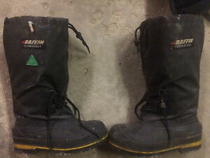 Size 7 winter work boots