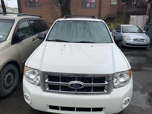Ford Escape 2012  xlt / 130000 km
