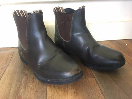 Kids Horse Riding Boots - size 13