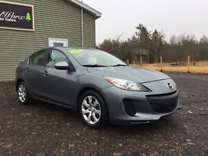 2013 Mazda3 NEW TIRES, BRAKES & MVI! WARRANTY