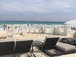 Cancun - Moon Palace Grand - December 8 to 15, 2018