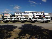 KB CAMPERS THE BIGGEST MOTOR HOME DEALER  2012 Mercedes  2 BERTH Wangara Wanneroo Area Preview