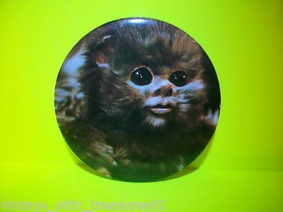 VTG BABY EWOK STAR WARS 83 RETURN OF THE JEDI LUCAS FILMS PINBACK PIN BUTTON