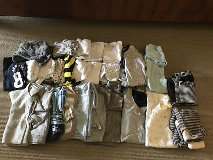 Baby bay clothes bundle 6-12 months