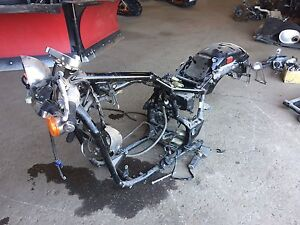 PARTING OUT A 2007 HONDA SHADOW VT750C2 MOTORCYCLE