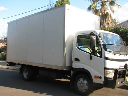 2004 Hino Dutro pantech Truck- CAR LICENCE Sydney Region Preview
