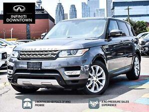 2015 Land Rover Range Rover Sport V6 HSE Premium, Convenience, Driver Tech, Meridian