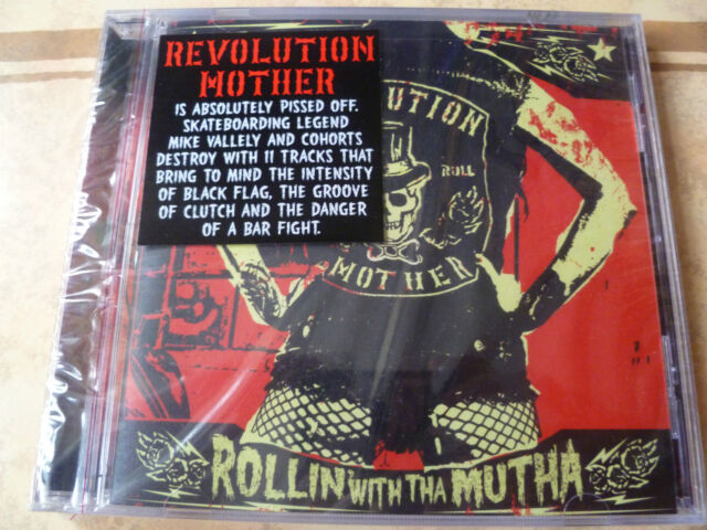 Revolution Mother - Rollin' with tha Mutha (NEW CD 2009) BLACK FLAG RESISTANCE