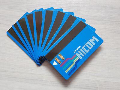 Siemens HICOM Karten 10 Stück NEU !!
