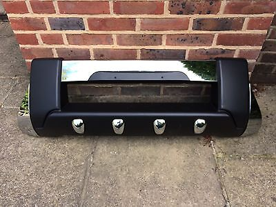 NEW Mitsubishi L200 Warrior Mk2 Front Bumper Protector Bullbar Bull Nudge Bar