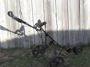 Pilgrim 3 Wheel golf buggy