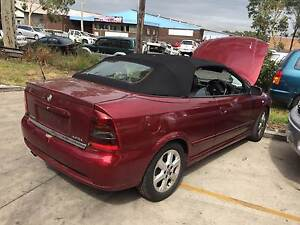 HOLDEN ASTRA TS CONVERTIBLE WRECKING DISMANTLING AVAILABLE Smithfield Parramatta Area Preview