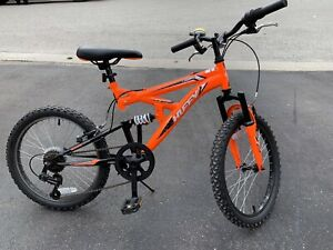 "Boy's 20"" Mountain Bike (Almost New) For Sale"