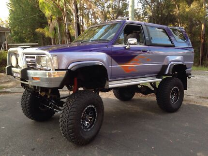 Hilux, 4Runner, V8, 5 speed, fully engineered, may swap Springwood Blue Mountains Preview