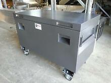 NEW HEAVY DUTY JOB SITE BOX TOOLBOX -INCLUDES 4 HEAVY DUTY WHEELS Chipping Norton Liverpool Area Preview