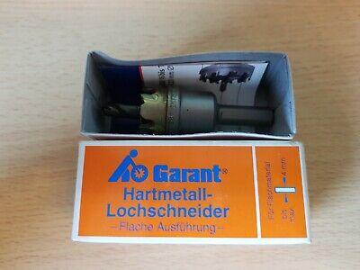 Garant Hartmetall-Lochschneider Durchmesser 23 mm für Flachmaterial