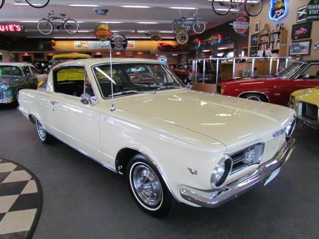 Plymouth : Barracuda 1965 Plymouth Barracuda 273 V8 Beautiful Restoration, Show Quality