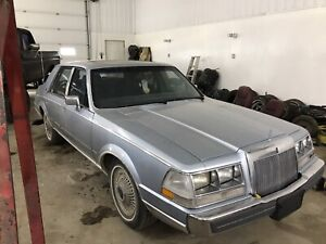 1986 Lincoln for trade or sale