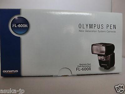 Brand New  Olympus FL-600R Wireless Flash for OM-D,E-P5,E-PL6,E-PL5,E-PM2