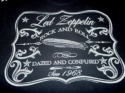 Led Zeppelin Shirt ( Used Size M ) Good Condition!!!
