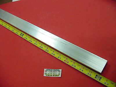34x 1-12x 18 Wall Aluminum Rectangle Tube 6063 T52 X 36 Long