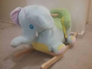 Rocking elephant Bendigo Bendigo City Preview