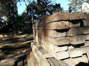 Recycled Railway Timbers - 100 % Authentic Australian Dural Hornsby Area Preview
