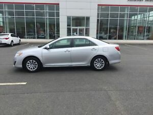 2014 Toyota Camry LE AIR; BLUETOOTH; BU CAMERA; ECP WARRANTY