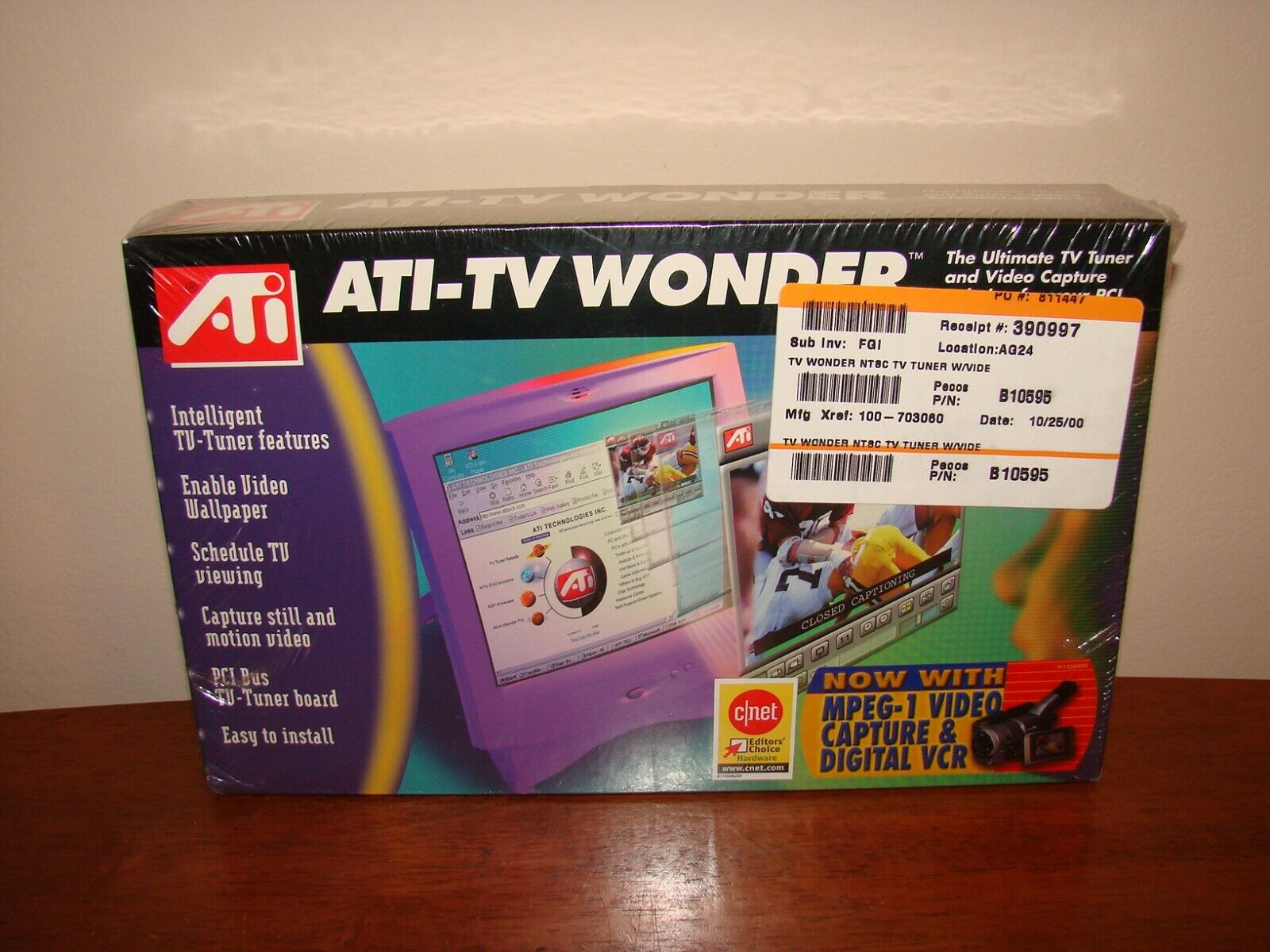 technologies tv wonder ntsc