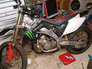 Cr250 needs top end rebuild Chermside West Brisbane North East Preview