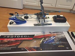 Remote Controlled Helicopter R/C