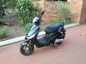 50cc Scooter for sale!! Claremont Nedlands Area Preview