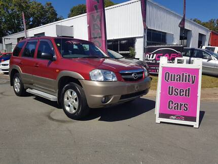 2002 Mazda Tribute LTD TRAVELLER Automatic SUV 4x4 Caboolture South Caboolture Area Preview