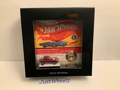 Hot Wheels 2018 HWC / RLC Original 16 Series Cheetah MIMB 1,131 of 4,000 Read