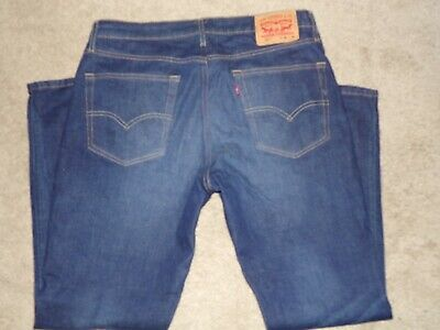 LEVI LEVIS 511 SKINNY MEN'S JEANS SIZE 36 X 30 RED TAB