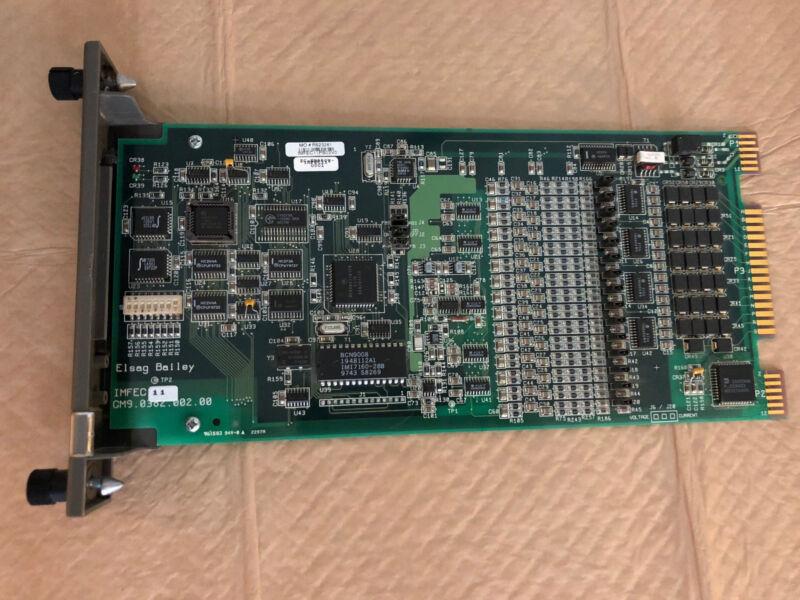 Bailey IMFEC11 infi-90 Analog Input Module