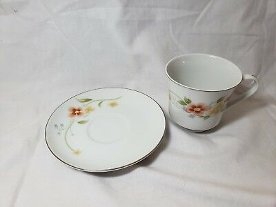 Annabelle Cup (Annabelle fine china cup and saucer from Japan.)