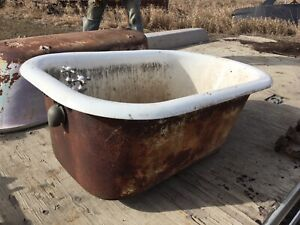 Antique 4' claw foot tub(s)
