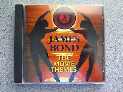 James Bond - The Movie Themes CD-  Movie songs Soundtrack - London West End James Bond Movie Songs
