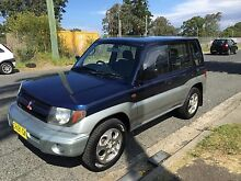 1999 Mitsubishi Pajero Auto 3YR WARRANTY! BACKPACKERS! 1YR NRMA! Ingleburn Campbelltown Area Preview