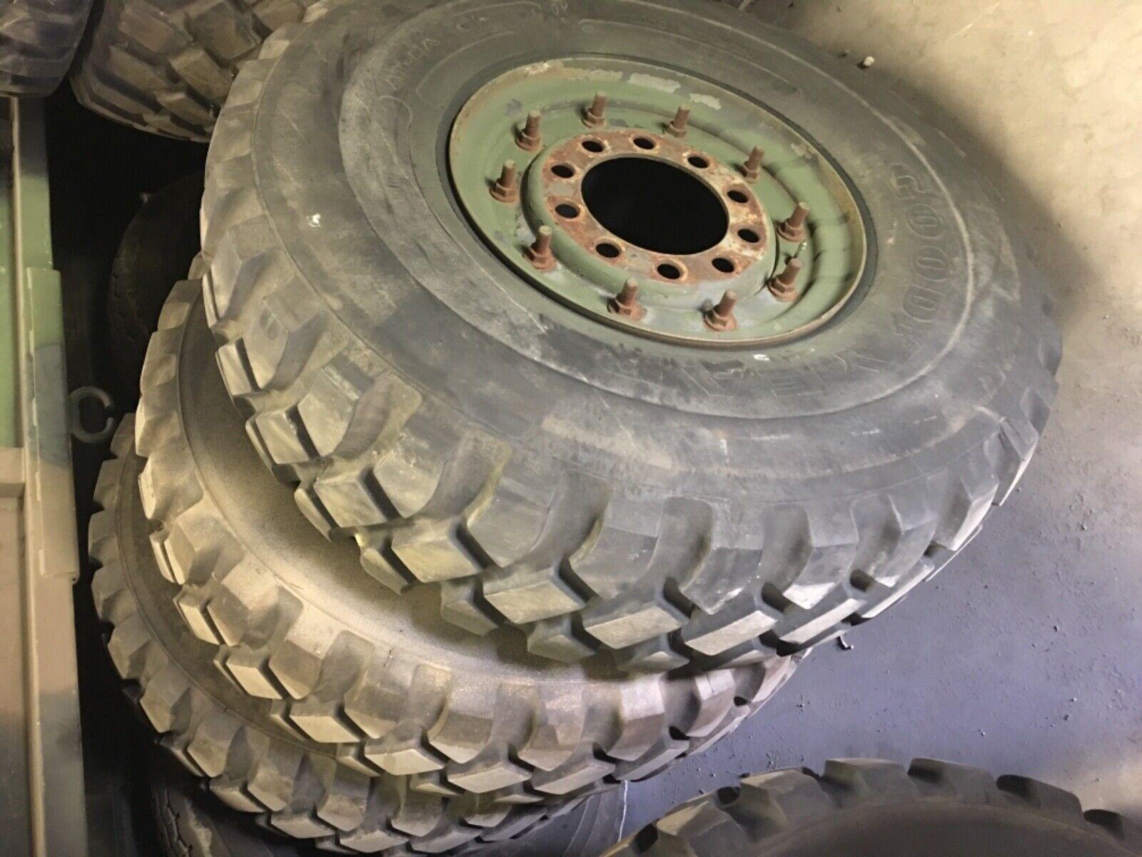 "Good year 1400r20 at-2a 1400x20 48"" mud tires m939 m809 5 ton m923a2 m931"