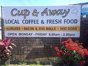 Cup & Away - Cafe/ Mobile Coffee & Food Trailer Bungalow Cairns City Preview