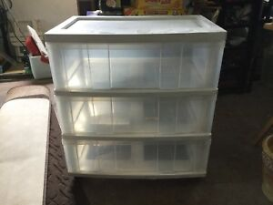 Plastic dressor
