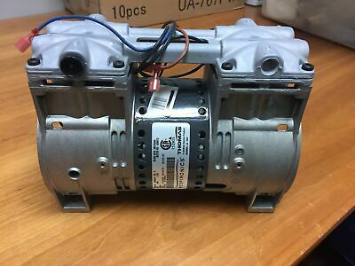 Thomas 2660ce54 979d 5.1 Cfm Hi Flow Compressor For Pond Aeration Respironics