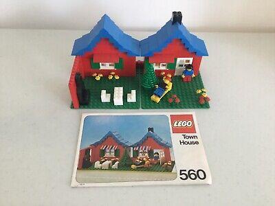 LEGO Vintage Town House 560