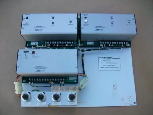 Pulsonic Amplifier Control  Model 620-A
