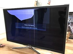 """*DAMAGED* 55inch LED TV Series 6 UA55C69000 55"""" Clarence Park Unley Area Preview"""