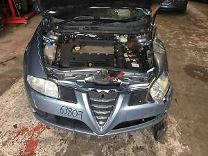 Alfa Romeo GT ENGINE AND TRANSMISSION Yeerongpilly Brisbane South West Preview