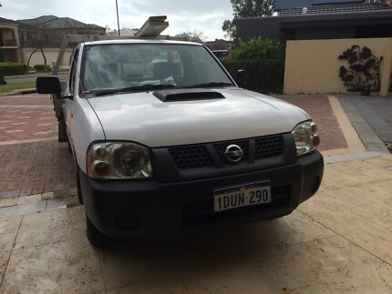 2008 Nissan Navara Ute Stirling Stirling Area Preview