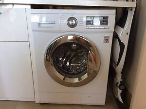 7.5kg LG front loader washing machine Dee Why Manly Area Preview